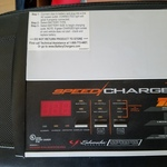 Thumb car battery charger